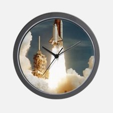 Launch of shuttle mission STS-70, July  Wall Clock