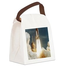 Launch of shuttle mission STS-70, Canvas Lunch Bag