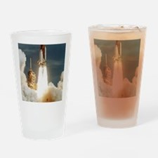 Launch of shuttle mission STS-70, J Drinking Glass