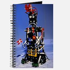 Lego humanoid robot known as Elektra Journal