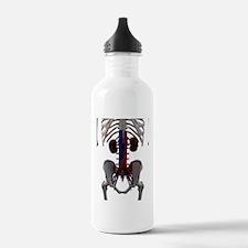 Healthy kidneys, artwo Water Bottle