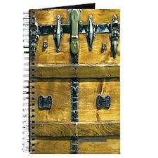 Steampunk Steamer Trunk Kindle case Journal
