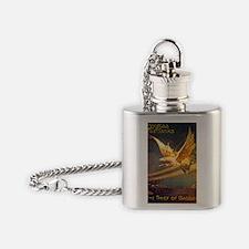 THIEF of BAGDAD - Flask Necklace