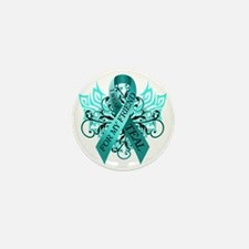 I Wear Teal for my Friend Mini Button