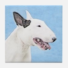 Bull Terrier Tile Coaster