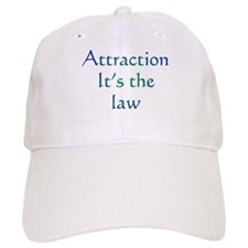 Attraction It's the Law Baseball Cap