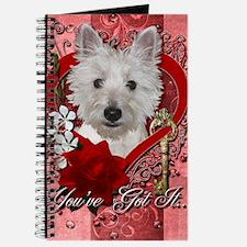 Valentines - Key to My Heart - Westie Journal