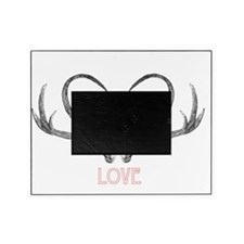 Antler Love Picture Frame