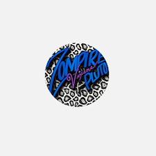 Zompire Vixens from Pluto! Logo Mini Button