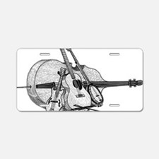 Bluegrass-2 Aluminum License Plate