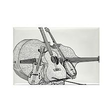 Bluegrass-2 Rectangle Magnet