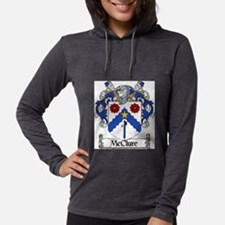 McClure Coat of Arms Long Sleeve T-Shirt