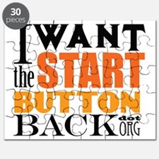 I want the start button back! Puzzle
