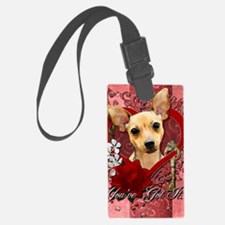 Valentines - Key to My Heart - C Luggage Tag