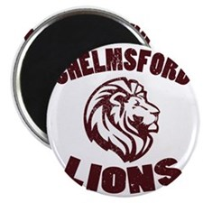 Chelmsford Lions Magnet