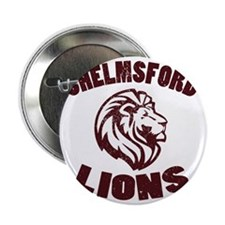 """Chelmsford Lions 2.25"""" Button"""