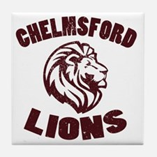 Chelmsford Lions Tile Coaster