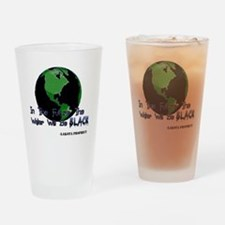 Lakota Prophecy Drinking Glass