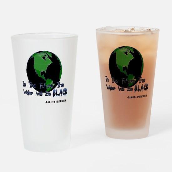 Lakota Prophecy Drinking Glass