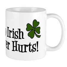 So Irish My Liver Hurts Mug