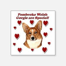 """PWC are Special-Pip Square Sticker 3"""" x 3"""""""