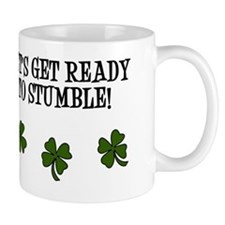 Lets Get Ready To Stumble Mug