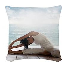 125144302 Woven Throw Pillow