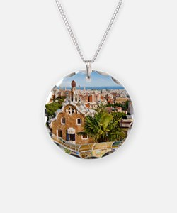 108348741 Necklace Circle Charm