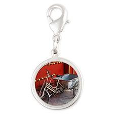 126292663 Silver Round Charm