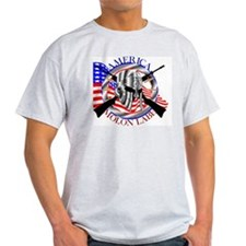 Molon Labe America 2nd Amendment T-Shirt