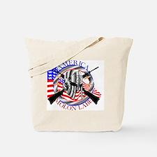 Molon Labe America 2nd Amendment Tote Bag