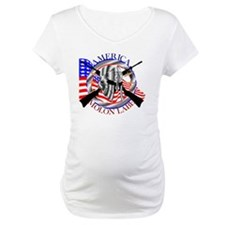 Molon Labe America 2nd Amendment Shirt