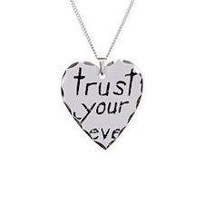 Trust Your Teevee Necklace