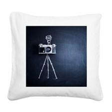 117147405 Square Canvas Pillow