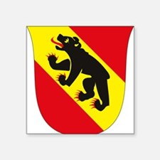 Bern Coat of Arms Rectangle Sticker