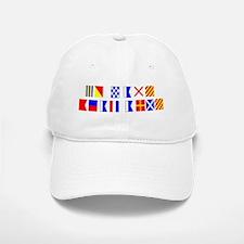 Go Navy Beat Army in Flags Baseball Baseball Cap