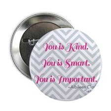 "Aibileen Clark Quote 2.25"" Button"