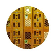 AA038005 Round Ornament