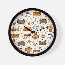 129305618 Wall Clock