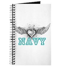 Navy + wings Journal