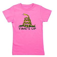 TIMES UP Girl's Tee