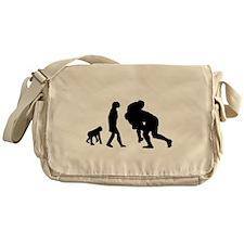 Rugby Tackle Evolution Messenger Bag