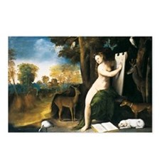 Dosso Dossi Circe and her Postcards (Package of 8)