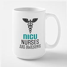 NICU Nurse Appreciation Gift Mugs