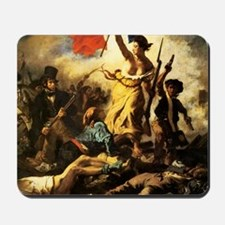 Eugene Delacroix Liberty Mousepad