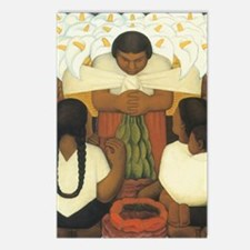 Diego Rivera Postcards (Package of 8)
