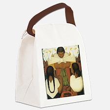 Diego Rivera Canvas Lunch Bag