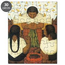 Diego Rivera Puzzle