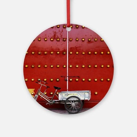 126292644 Round Ornament
