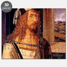 Albrecht Durer Self Portrait Puzzle